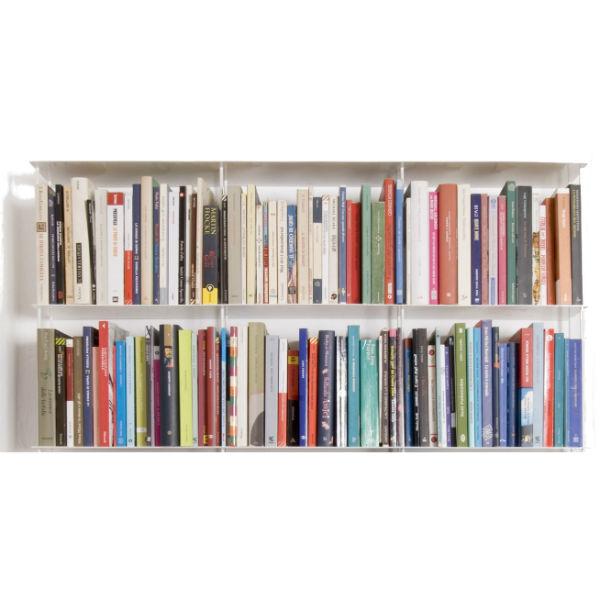 Via garibaldi 12 vetrina on line arredo e decorazione for Librerie acquisto on line