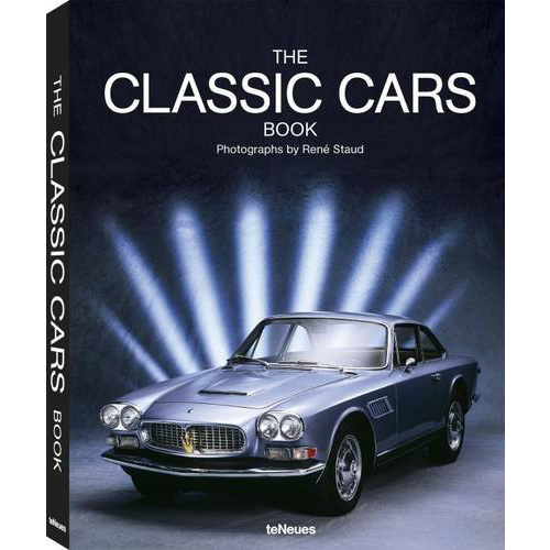 Via Garibaldi Online Showcase For Your Man Teneues Cars - Classic car showcase