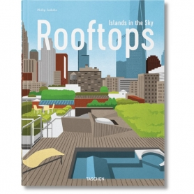 Rooftops. Islands in the sky