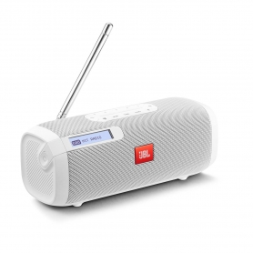 speaker bluetooth con radio white