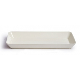 rectangular tray 16 x 37 cm