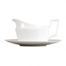 sauce boat with dish
